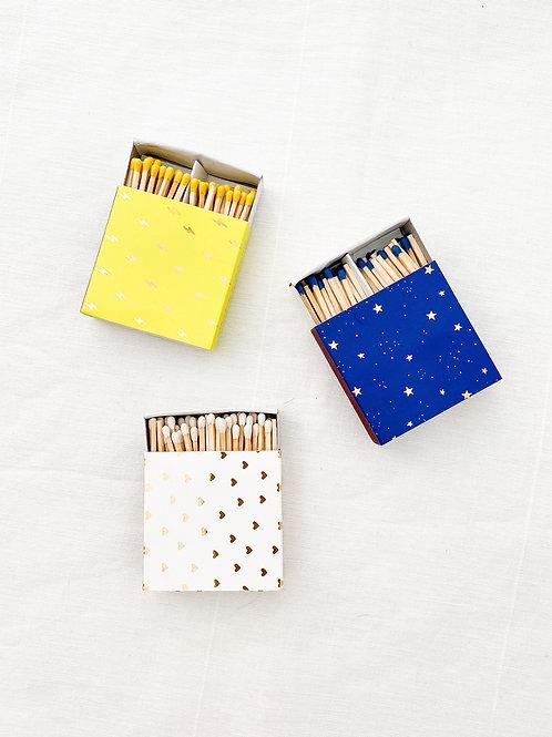 Frankie & Claude Mini Matchsticks