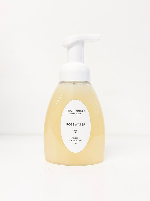 From Molly with Love | Rosewater Facial Cleanser