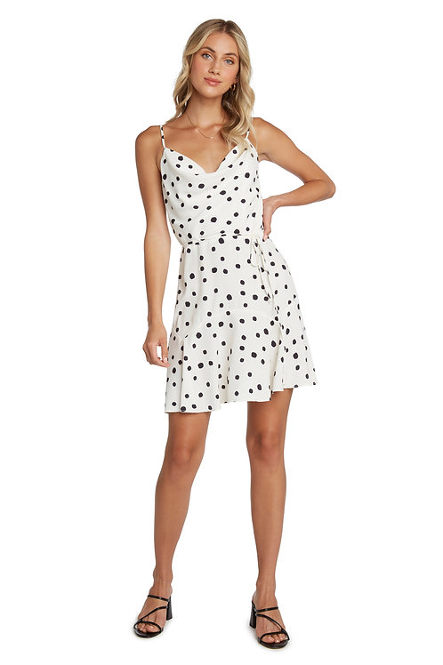 The Freddie Polka Dot Dress