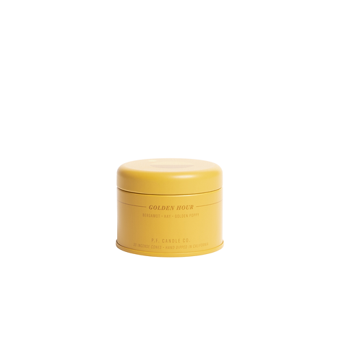 PF Candle Co. | Golden Hour Incense Cones