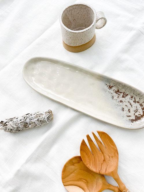 Reactive Glaze Tray