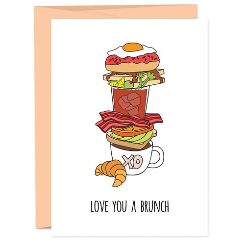 Humdrum Paper | Love You A Brunch
