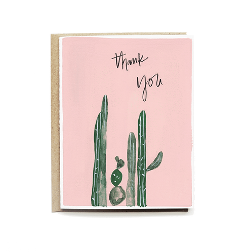 Pen+Pillar | Thank You Cactus