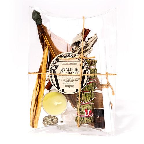 Wealth and Abundance Ritual Kit