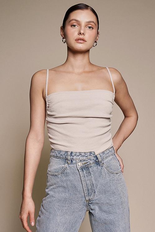 The Ryann Bodysuit | Ivory