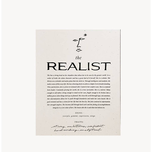 Wild House Paper | The Realist Print