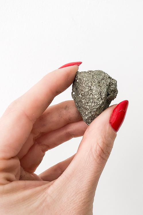 Rough Pyrite