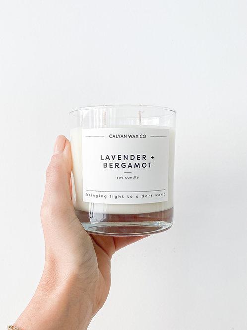 Calyan Wax Co. | Lavender + Bergamot