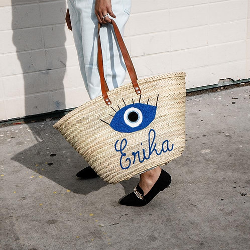 The Tangier Tote | Personalized