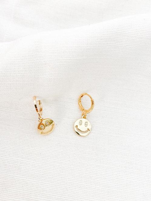 AGUA SANTA | Smiley Earrings