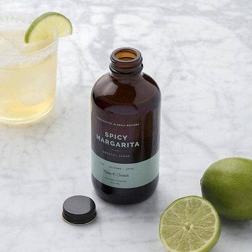 Craft  Spicy Margarita Cocktail Syrup
