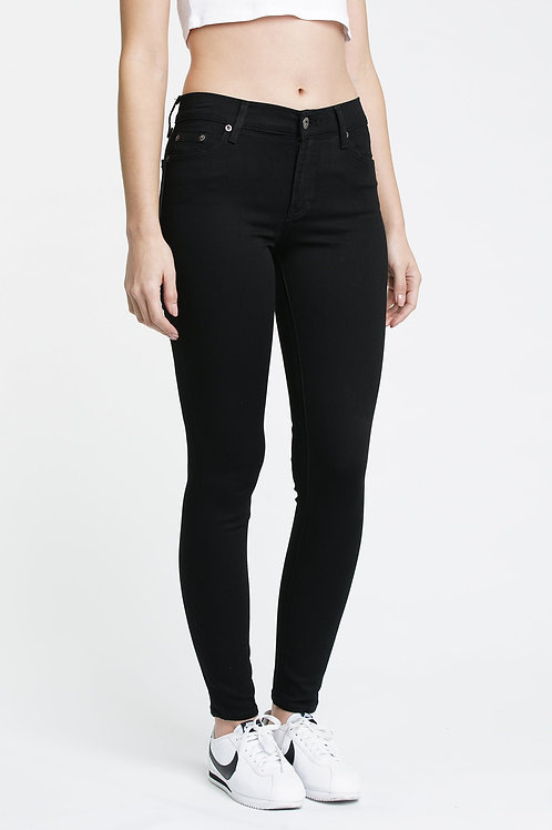 Pistola | Gia Skinny Jeans Onyx