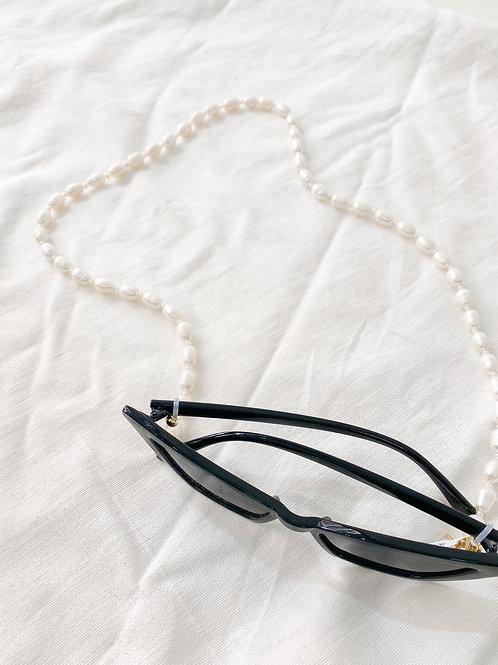 Agua Santa | All Pearl Sunglass/Mask Cord