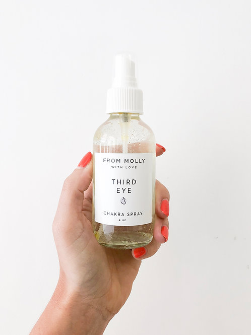 From Molly | Third Eye Chakra Spray