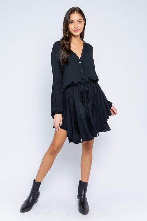 The Maddox Dress | Black