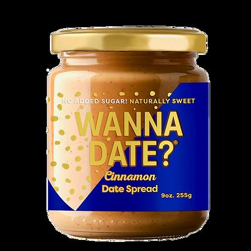 Wanna Date? Cinnamon Date Spread