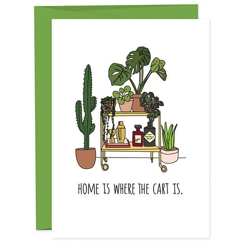 Humdrum Paper | Home is Where The Cart Is