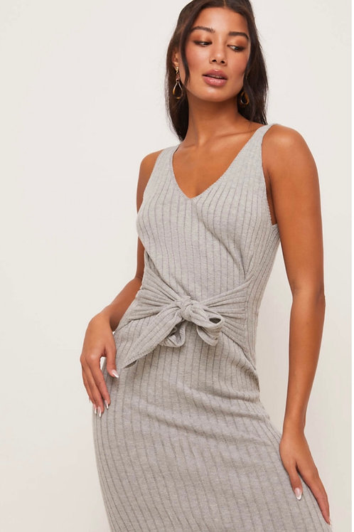 The Colby Ribbed Dress