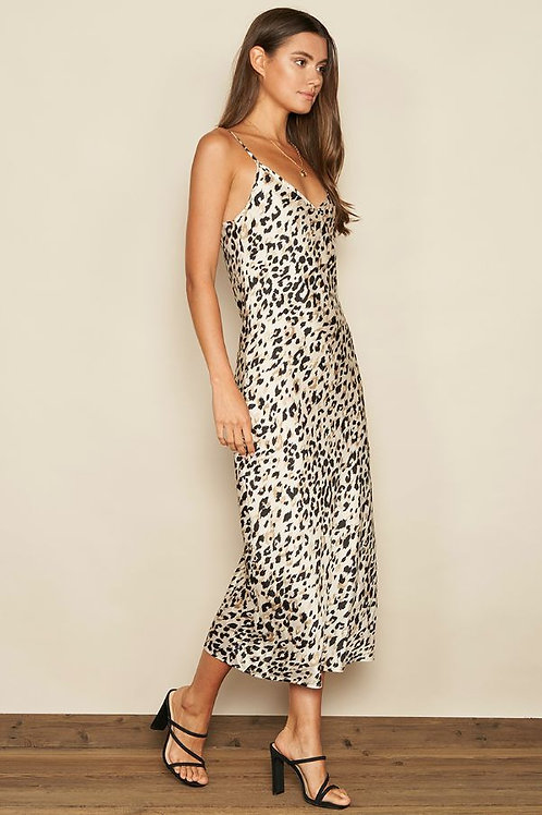 The Leo Slip Dress