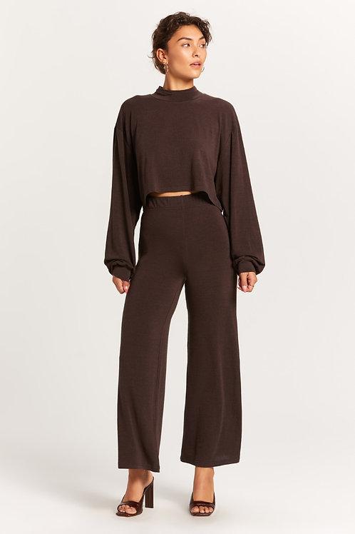 The Ashton Lounge Pant | Brown