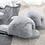 Thumbnail: OAK Furry Slides   Grey
