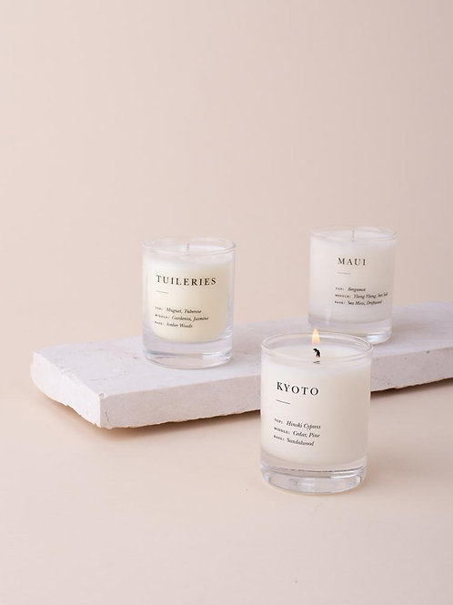 Brooklyn Candle Studio | Escapist Collection