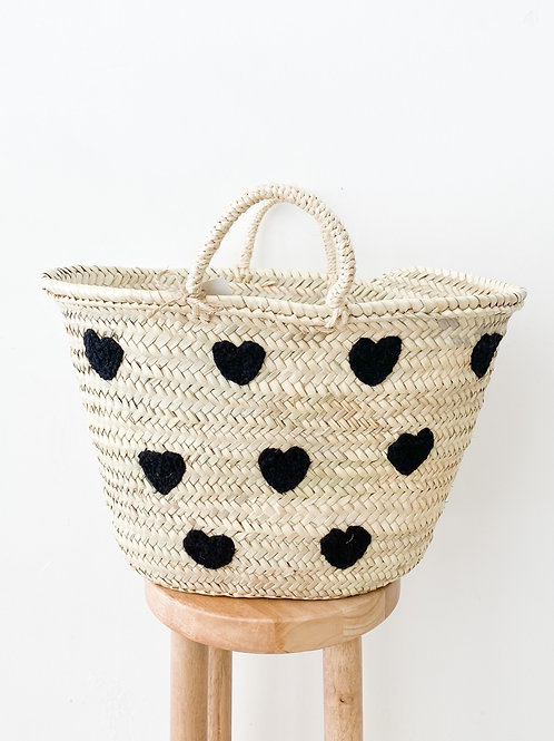 Tangier Tote   Hearts