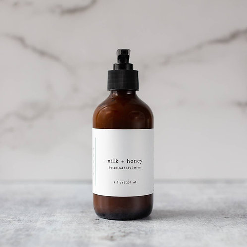 Roote | Milk+ Honey Body Lotion