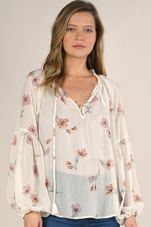 The Rosella Blouse