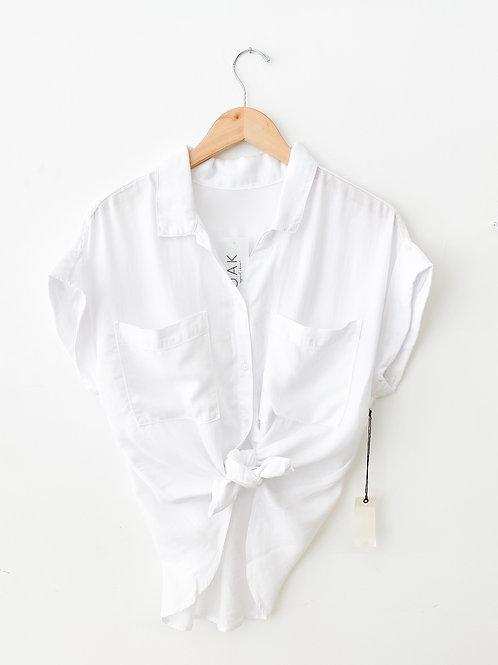 The Sydney Button Down Shirt | White