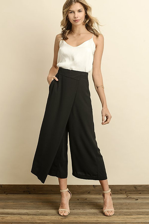 The Leslie Cropped Trouser