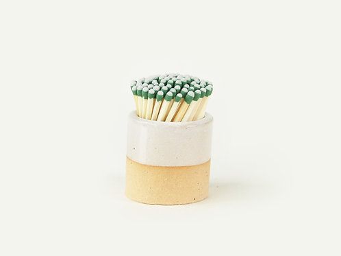 A Ways Away | Ceramic Match Striker Dish