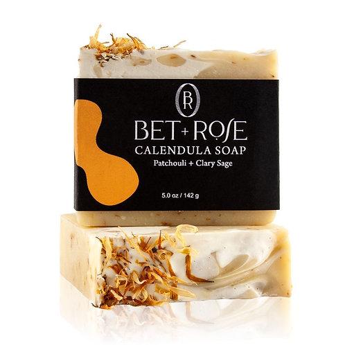 Bet + Rose   Organic Calendula Soap