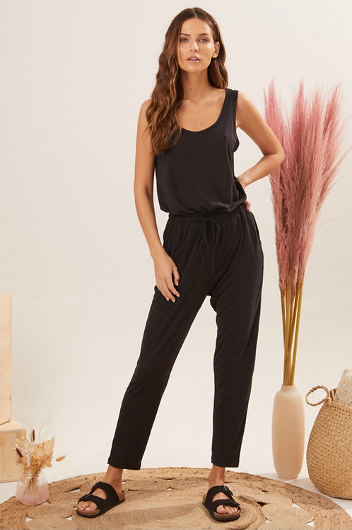 Travel With Me Jumpsuit