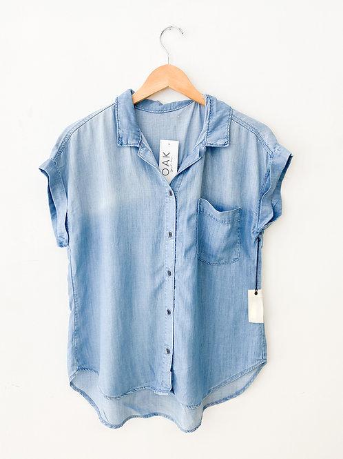 The Sydney Button Down Shirt | Denim