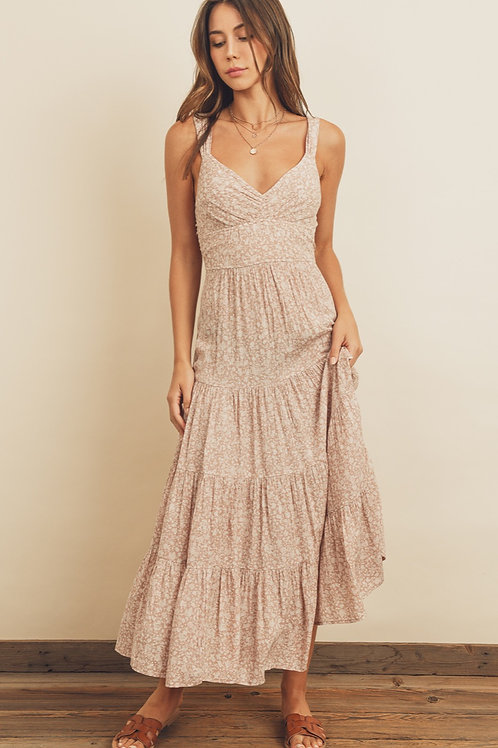 The Magnolia Midi Dress
