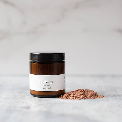 Roote | Pink-Tox Clay Mask