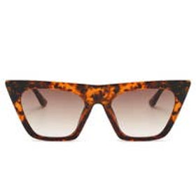 Cramilo Eyewear | Tortoise Retro Cat Eye Sunglasses