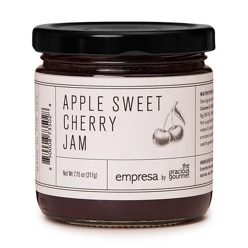 The Gracious Gourmet | Apple Sweet Cherry Jam