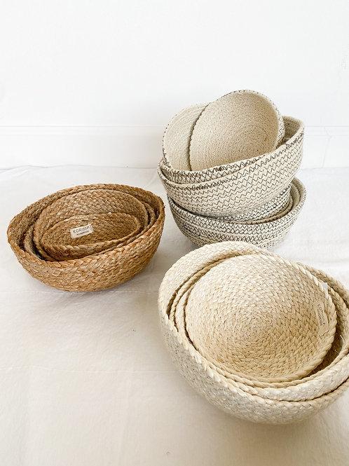 KORISSA Amari Nesting Bowl Set