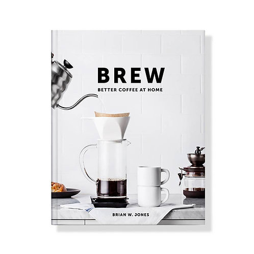 W & P | Brew Better Coffee At Home Book