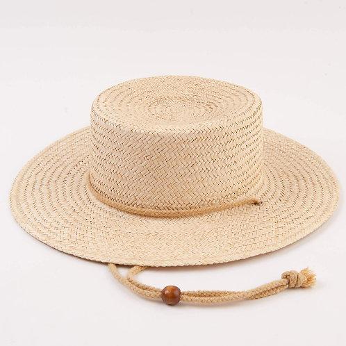 LUCCA | Finn Boater Hat