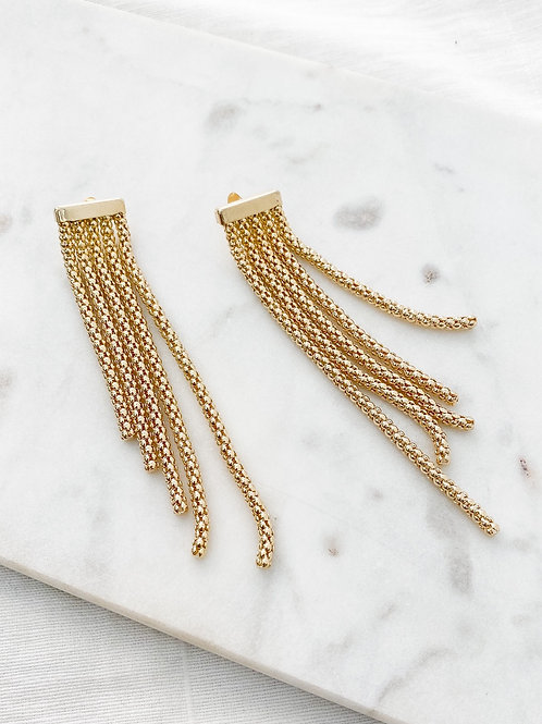 Elan Jewels | Disco Drape Earrings