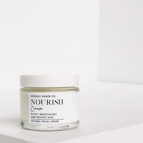Hensley Asher Co. | Nourish Cream