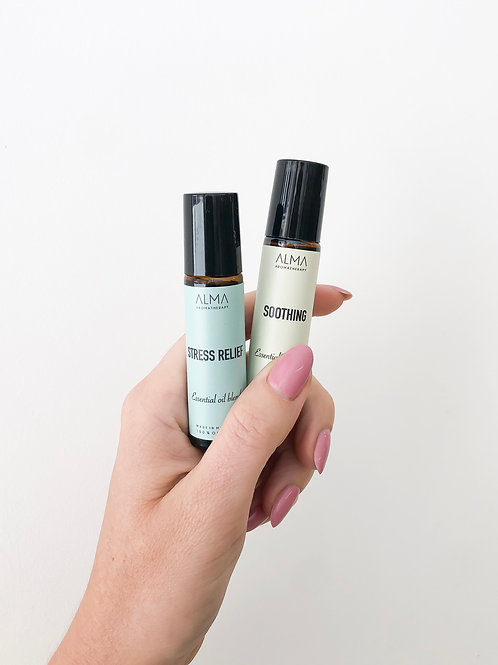 ALMA Aromatherapy | Roll-On Essential Oil Blend