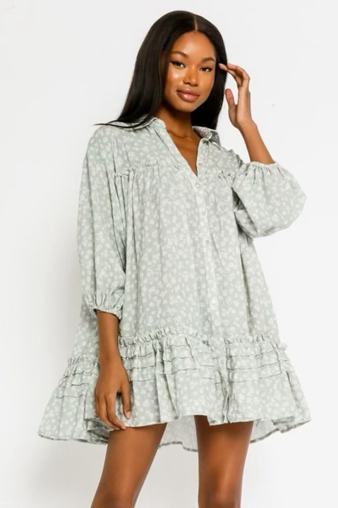 Hello Spring Mini Dress