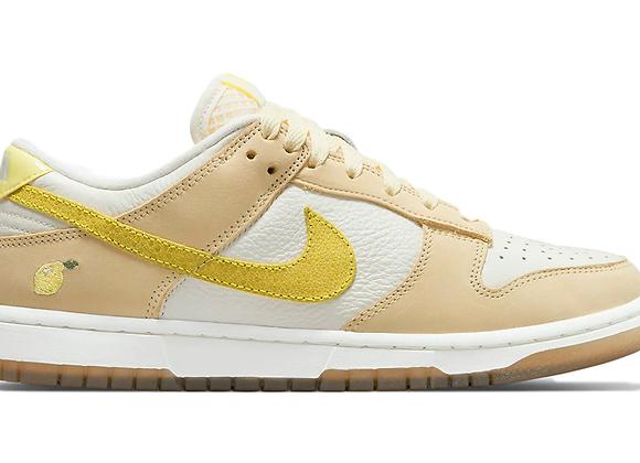 Nike Dunk Low Lemon Drop (W)