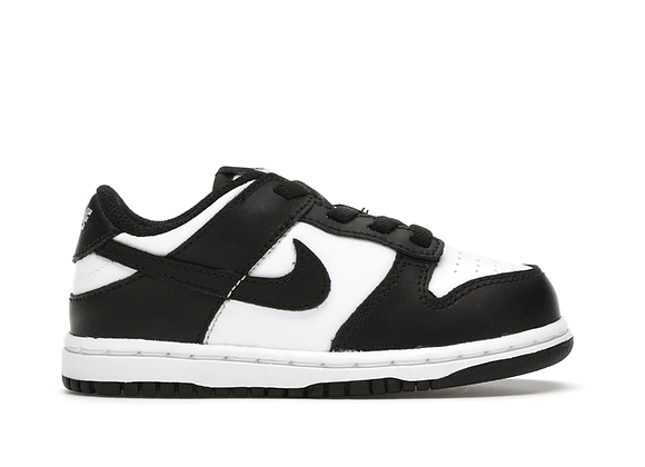 Nike Dunk Low Retro White Black (TD)