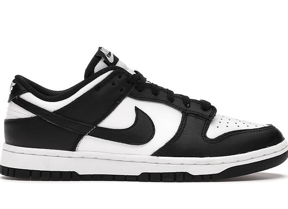 Nike Dunk Low White Black (2021) (W)