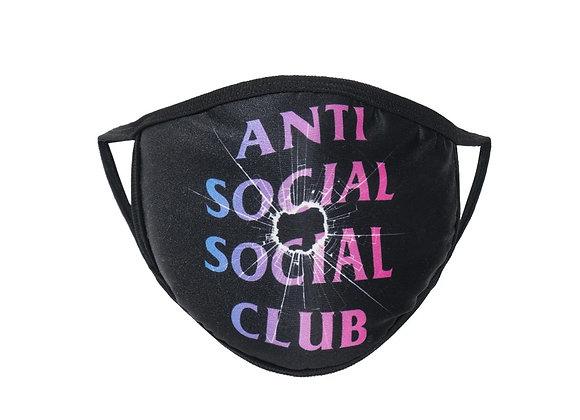 Antisocial Social Club Tongue Tied Mask
